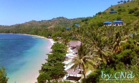 Pantai Pandanan Sun Dancer Villas