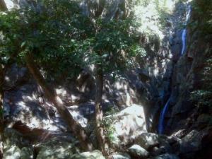 Gerobogan Waterfall