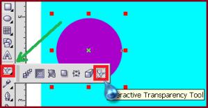 membuat lingkaran bola kristal