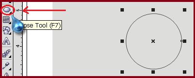 Cara membuat lingkaran pada coreldraw