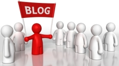 Pengunjung blog