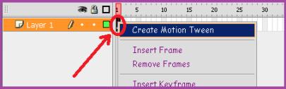 Membuat Teks Berjalan dengan Macromedia Flash