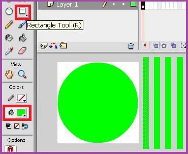 Cara Membuat Gambar Animasi Cincin Berputar atau Gambar Loading 2