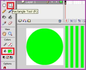 Cara Membuat Gambar Animasi Cincin Berputar atau Gambar Loading